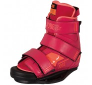 Batai Host Bindings Velcro Red