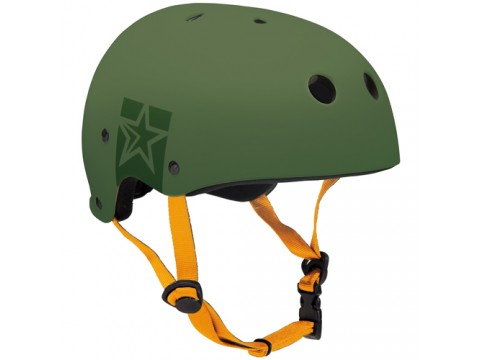 Šalmas Slam Wake Helmet Army Green