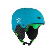 Šalmas Jobe Base Wakeboard Helmet Teal Blue