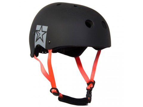 Šalmas Slam Wake Helmet Black