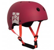 Šalmas Slam Wake Helmet Red